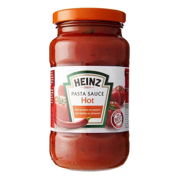 Pasta sauce hot (pot, 300g)