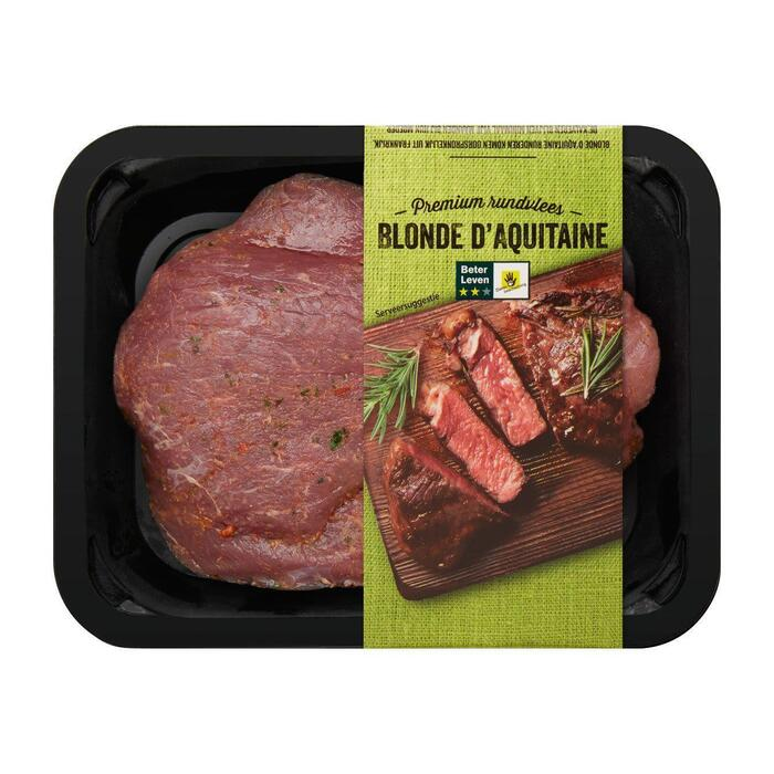 Steak provence 2 stuks (200g)