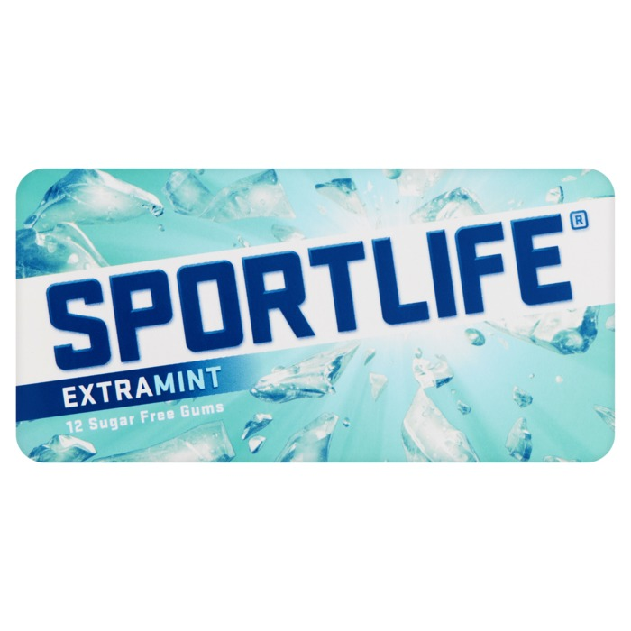 Sportlife Extra Mint (blister, 17g)