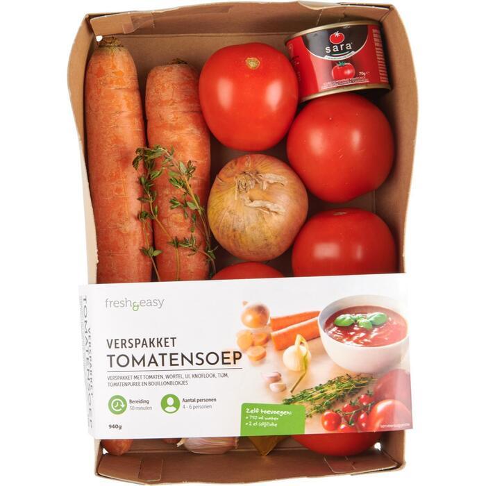 BONI Verspakket voor tomatensoep 940 GRM VERPAKT (940g)