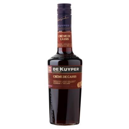 De Kuyper Creme de cassis (rol, 0.5L)