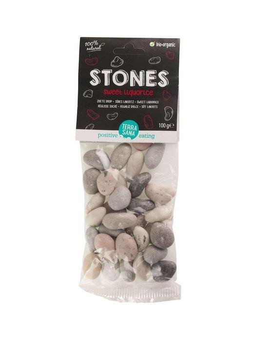 Stones - Zoete drop TerraSana 100g (100g)