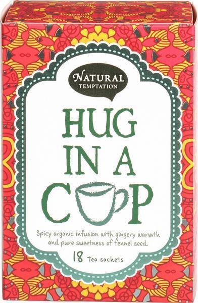 Hug in a cup (builtje)