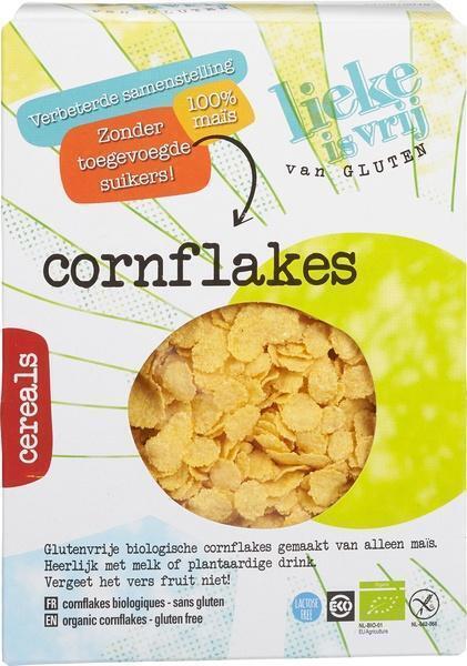 Cornflakes suikervrij GV (250g)