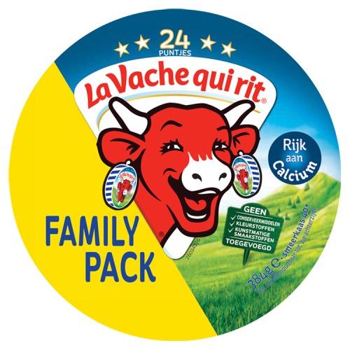 24 Puntjes Familieverpakking (doosje, 384g)