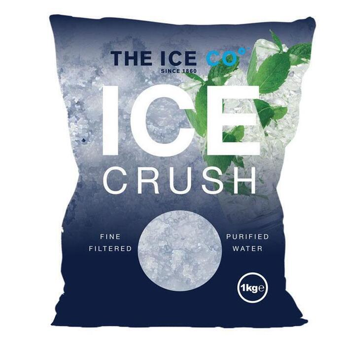 The O Ice crush (crushed ice) (1kg)