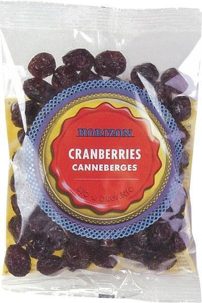 Cranberries (zak, 100g)