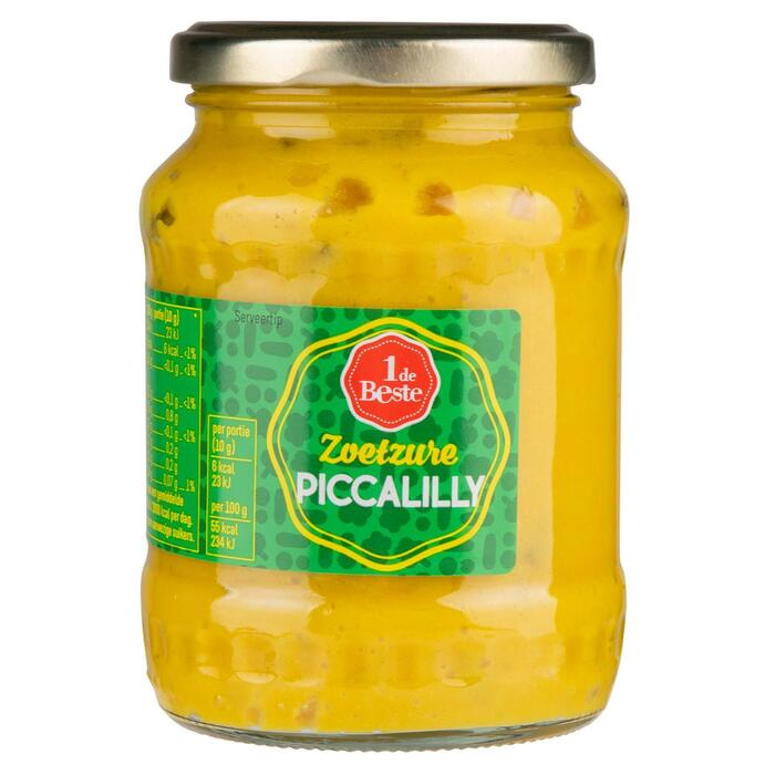Piccalilly zoetzuur (37cl)