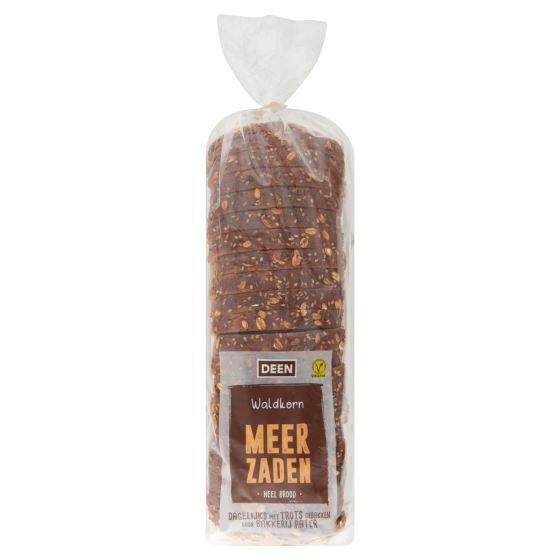 DEEN waldkorn meer zaden heel brood