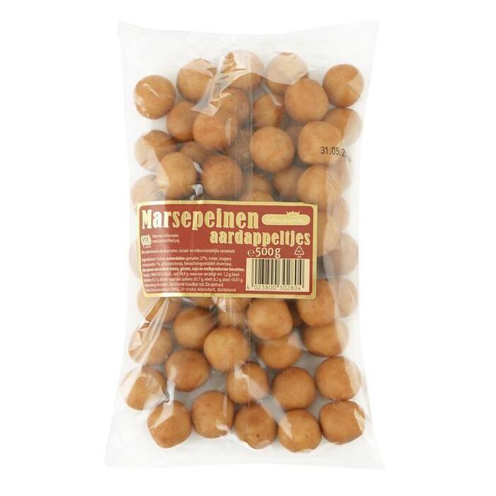 Schluckwerder Marsepein aardappeltjes (500g)