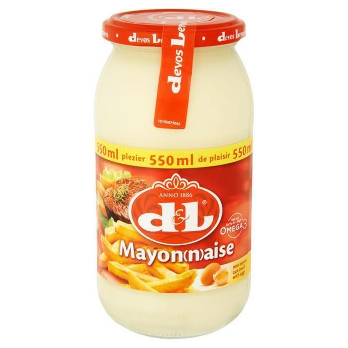 Mayonaise (pot, 0.55L)