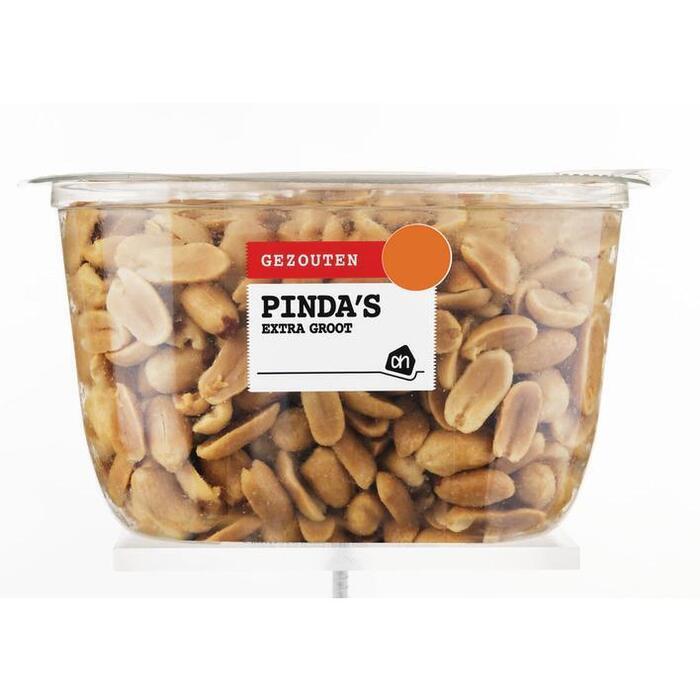 AH Pinda extra groot gezouten (295g)