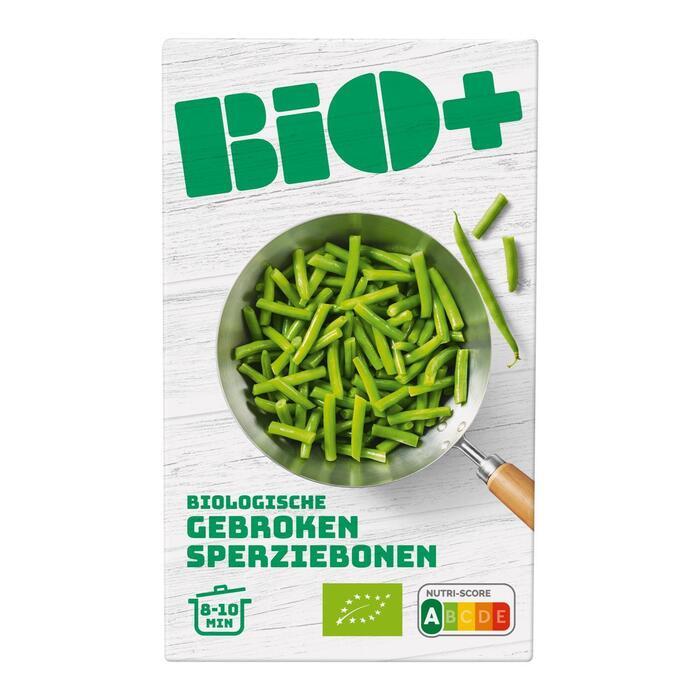 Bio+ Gebroken sperziebonen (450g)