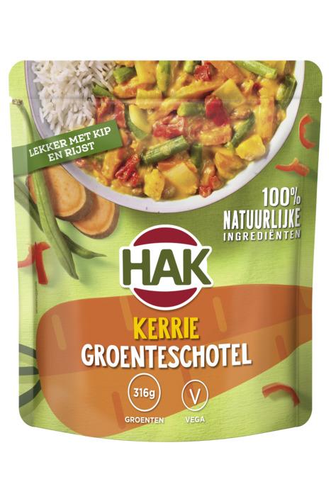 HAK Kerrie Groenteschotel 500 gram (500g)