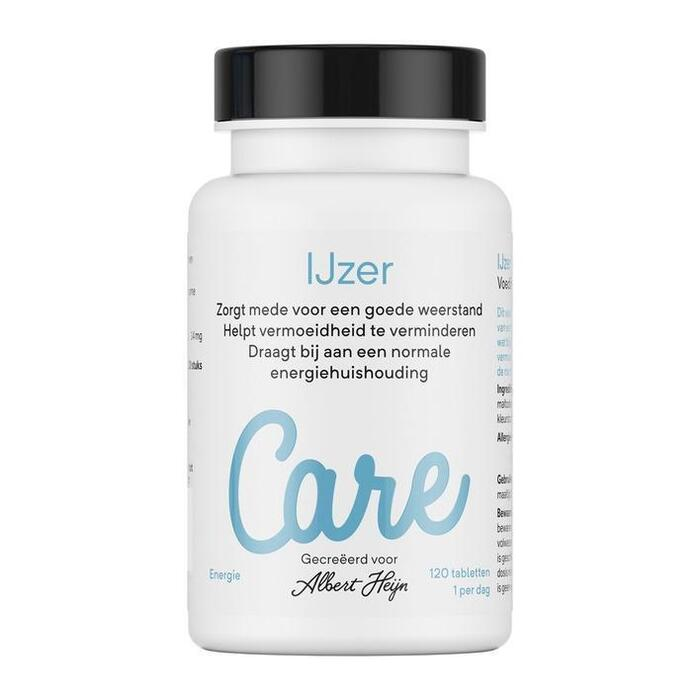 Care IJzer tabletten