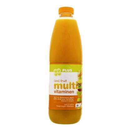 Multivitamine drink geel fruit (1.5ml)