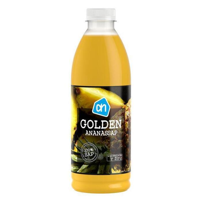 Golden Ananassap (petfles, 1L)