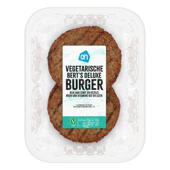 Vega hamburger (bak, 180g)