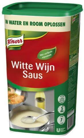 Knorr Witte Wijnsaus (6 × 1.05kg)