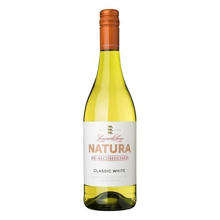 Leopard's Leap Natura Wit Alcoholvrij (0.75L)