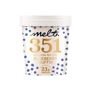 Melt Blueberry Muffin box (beker, 47cl)