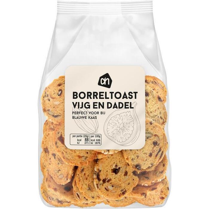 AH Borrel toast vijgen dadels (100g)