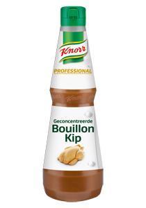 Knorr Prof Geconc Bouillon Kip 1L 6x (fles, 6 × 1L)