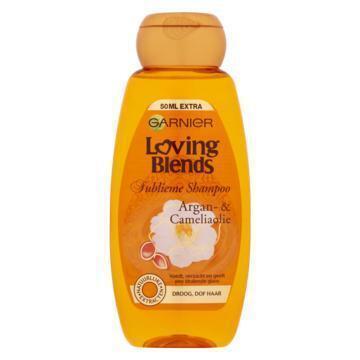 Loving Blends Argan & camelia shampoo (30cl)