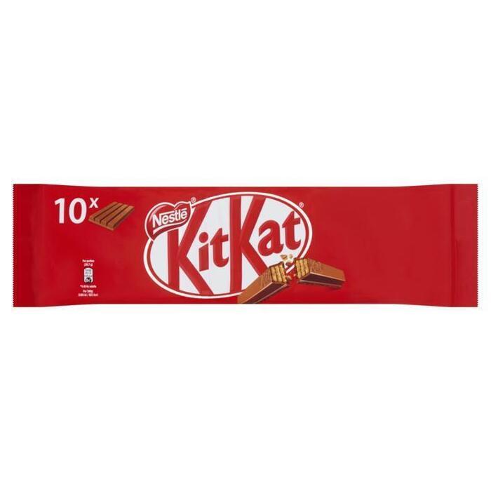 Kitkat 4 finger 10-pack (Stuk, 10 × 415g)