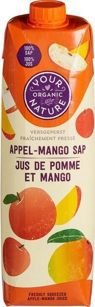 Appel-mango sap (1L)