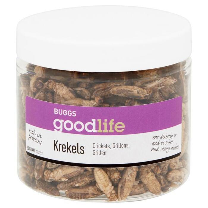 Good-Life Krekels (25g)