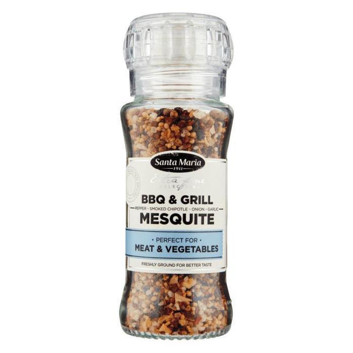 Santa Maria BBQ & Grill Mesquite 85g (85g)
