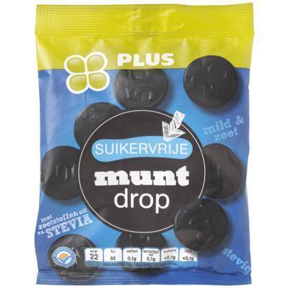 Muntendrop (suikervrij) (100g)