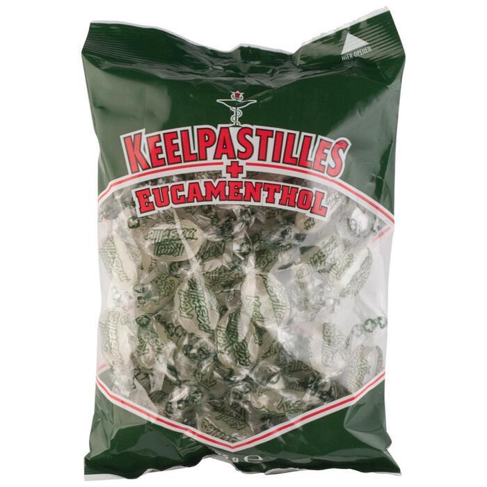 Unbranded Keelpastilles Eucamenthol 225 g Zak (225g)