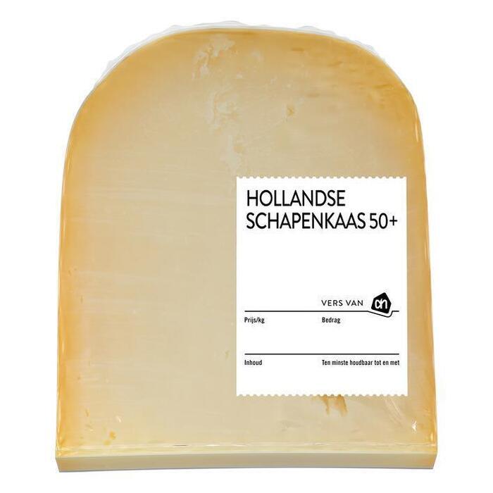 AH Schapenkaas 50+ stuk (294g)