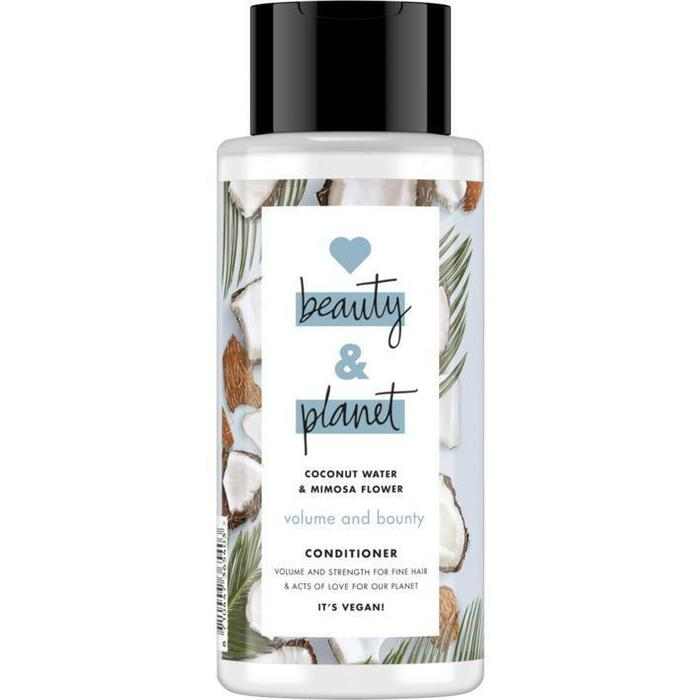 Love Beauty Planet Coconut water &mimosa flower conditioner (40cl)