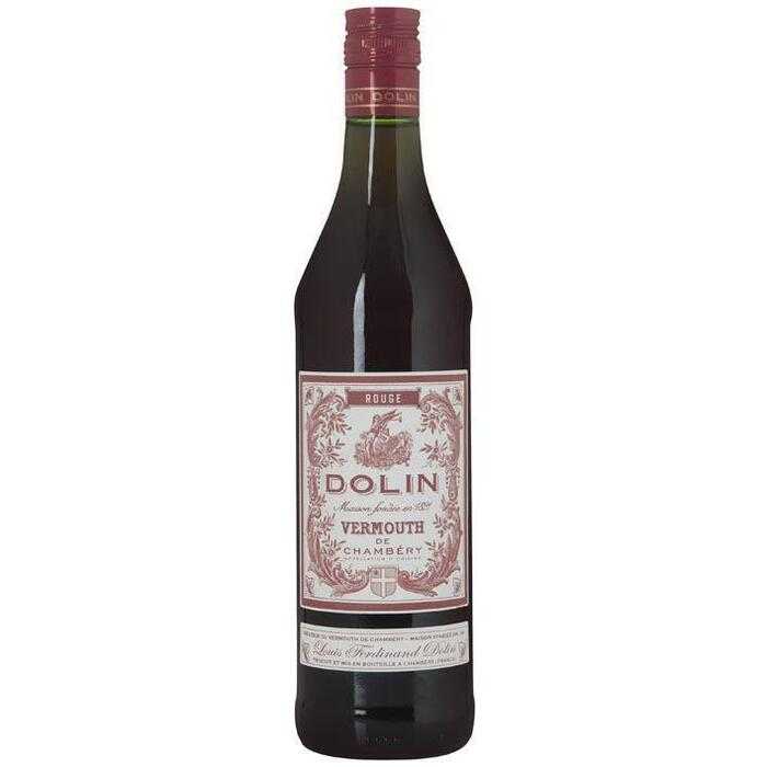Dolin Rouge vermouth (rol, 75 × 0.75L)