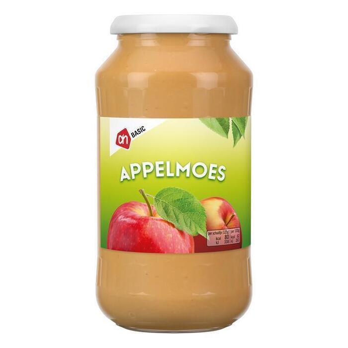 AH BASIC Appelmoes (0.72L)