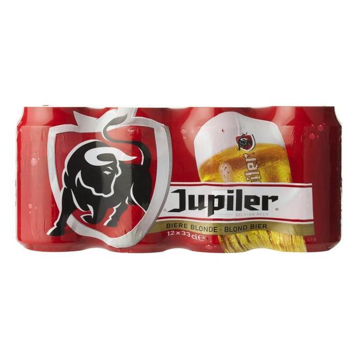 JUPILER BL 12*33CL (rol, 12 × 33cl)