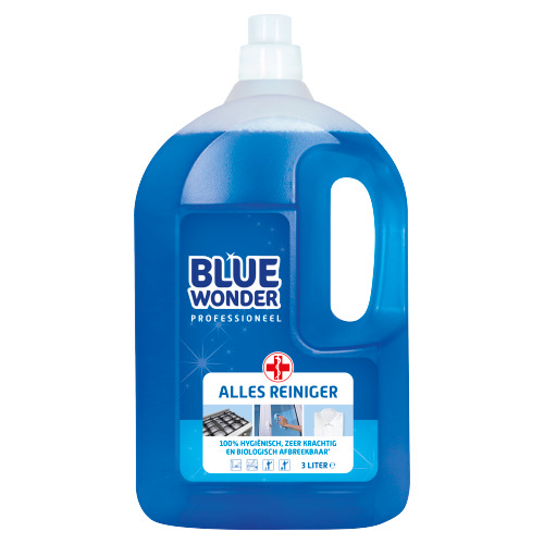 Blue Wonder Allesreiniger Professioneel 3000 ml (3L)