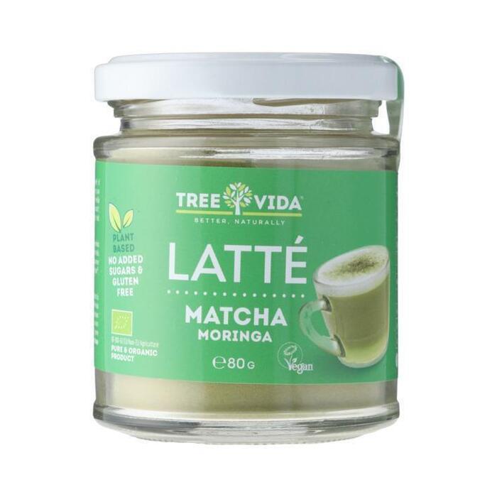 Tree vida Matcha superfood bio (80g)