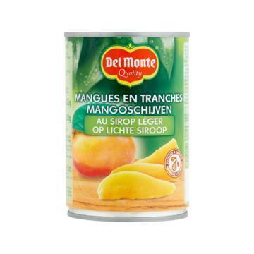 Del Monte Mango Schijfjes (425g)