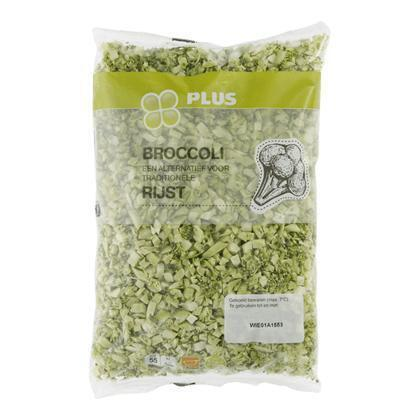 Broccolirijst (400g)