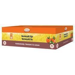 Honig Professional Droge Deegwaar Vermicelli Fijn Kookbestendig 5 kg Doos (5kg)