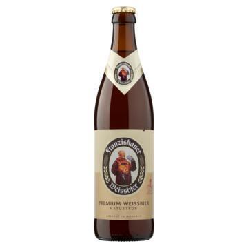 Franziskaner Weissbier (glas, 0.5L)