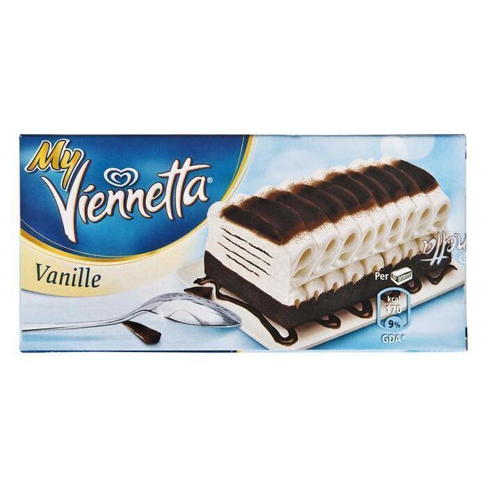 Viennetta mini vanille (125ml)