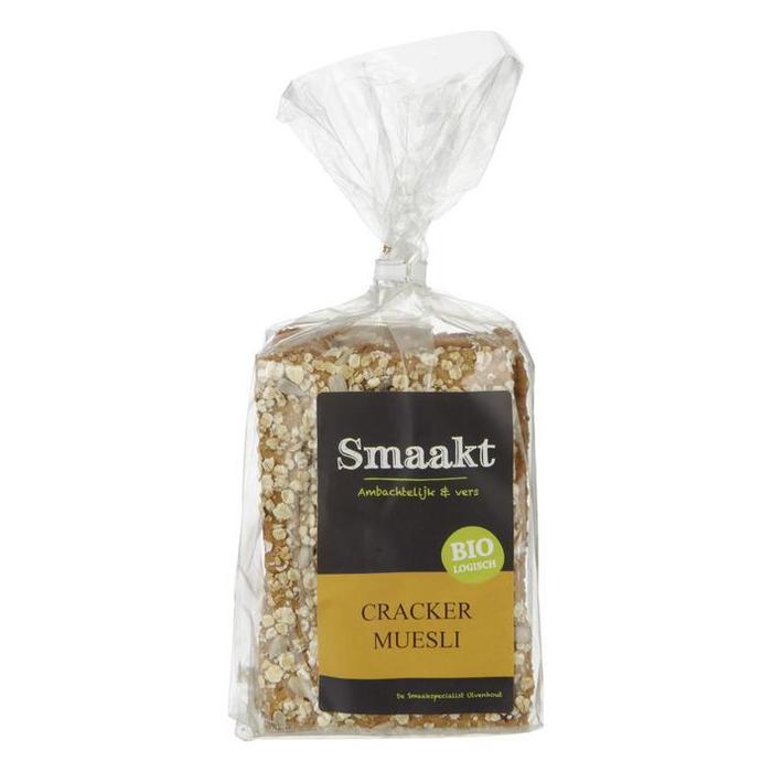 Crackers Muesli (8 × 200g)
