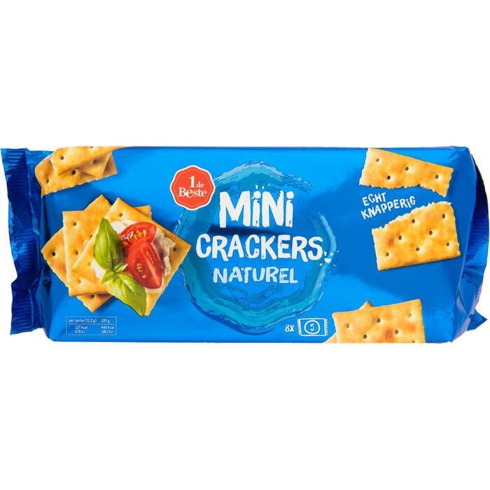 Mini crackers naturel (250g)