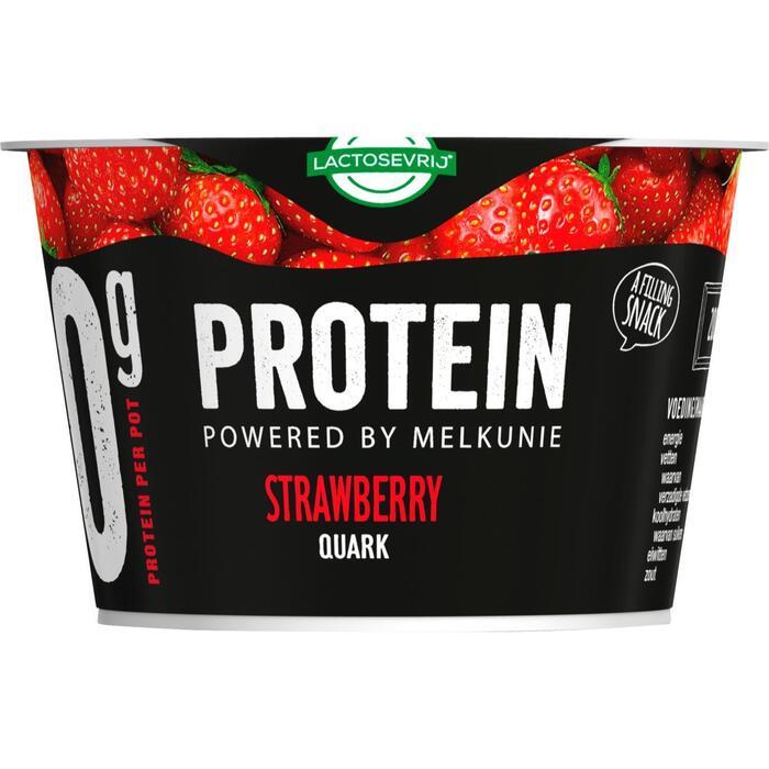 Protein kwarkyoghurt aardbei (200g)