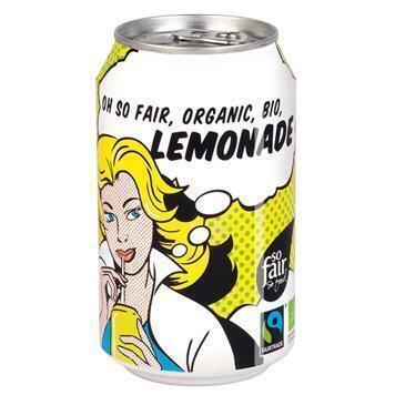 Lemonade (blikje) (blik, 33cl)